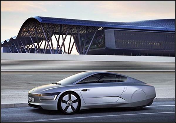 Суперэкономный Volkswagen