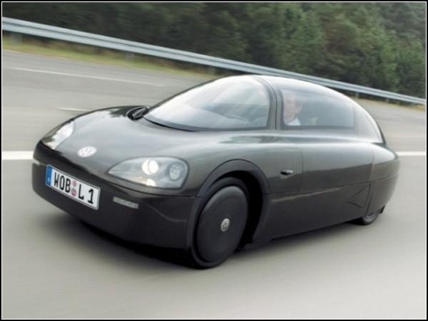 L1 vehicle - предшественник нового Volkswagen