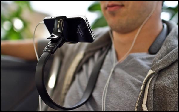 Змейка Vyne: подставка для iPhone'а