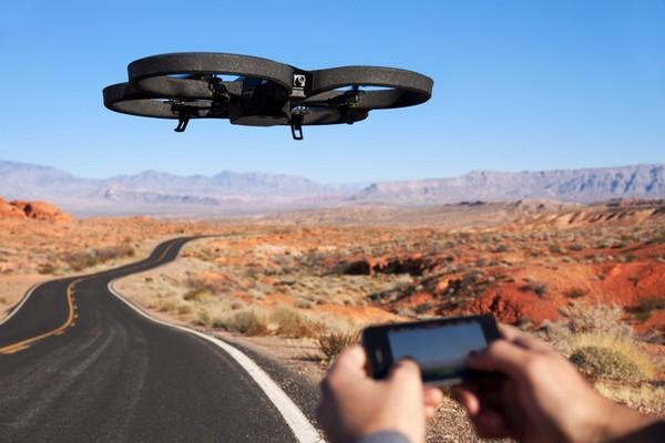 AR.Drone 2.0 – летающая камера для любителей посмотреть на мир сверху