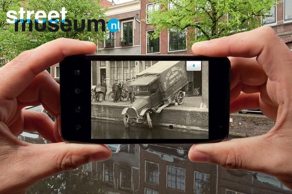 Streetmuseum – прогулки во времени при помощи iPhone