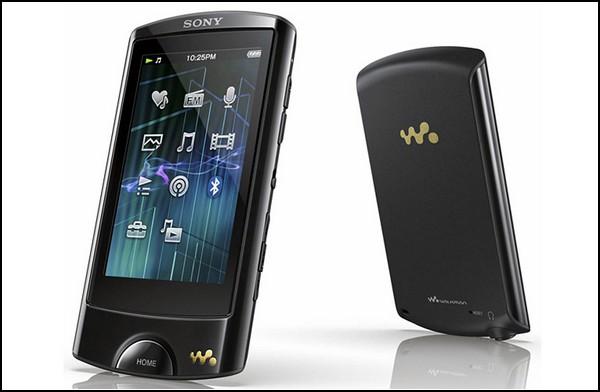 Sony Video Walkman A-series – плееры для киноманов