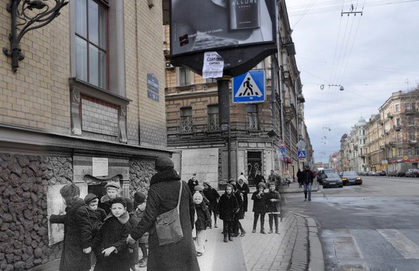 Современные фотографии войны от Сергея Ларенкова