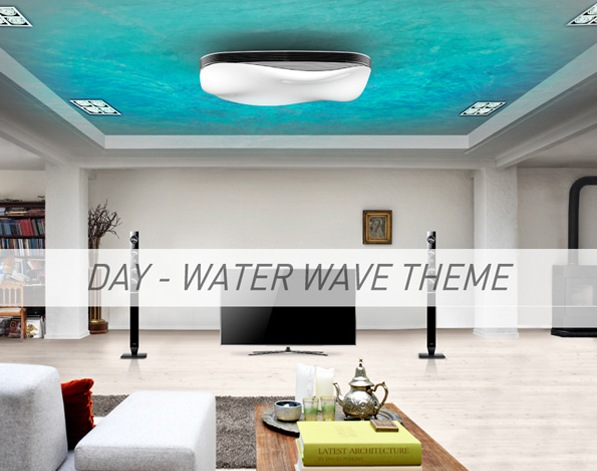 Water Wave – кондиционер с эффектами
