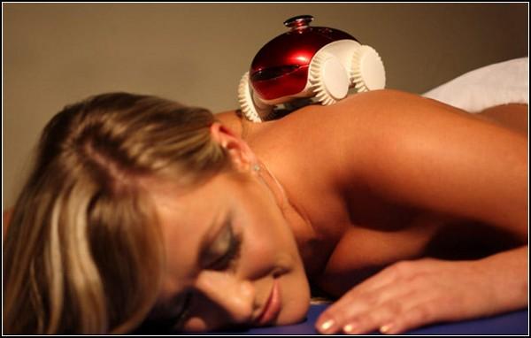 Робот-массажист Wheeme от израильской военщины