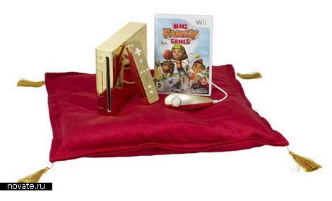Wii для Королевы
