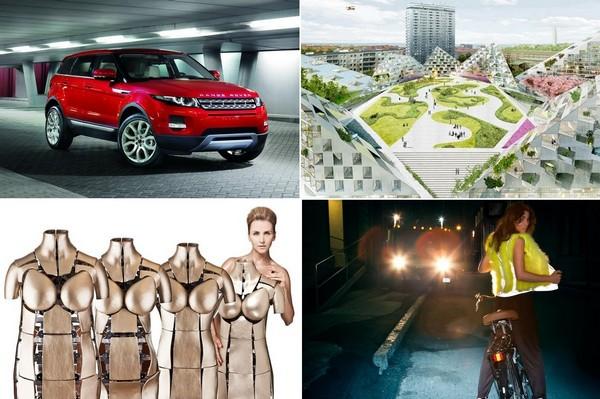 Лучшие в мире примеры дизайна для женщин