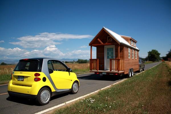 ProtoHaus – настоящий дом на колесах
