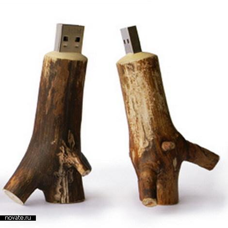 Деревянный гаджет или десайс