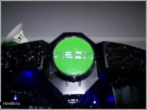 Космический корабль «Millennium Falcon» из XBox