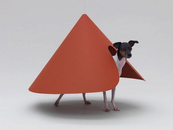 Собачья архитектура от Кении Хары (Kenya Hara)