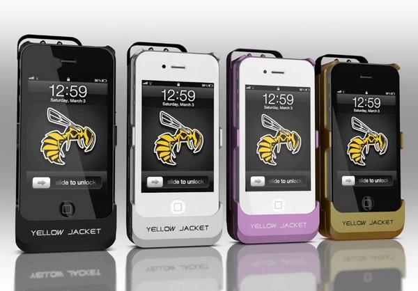 Yellow Jacket: как превратить iPhone в оружие