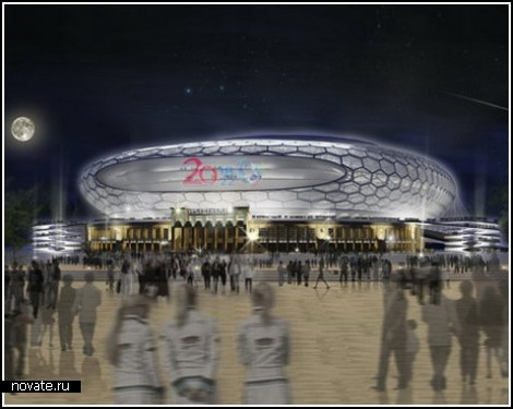 Каким будет стадион «Динамо» в Москве?