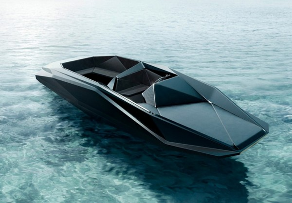 Z-Boat – катер от Захи Хадид (Zaha Hadid)