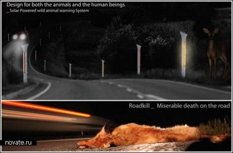 Спаси животных и себя
