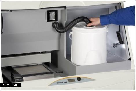3D-принтер от Z Corporation