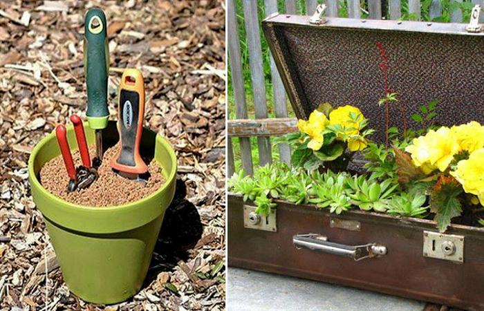 Бюджетные решения для сада и огорода.