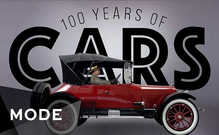 100 лет автомобиля.