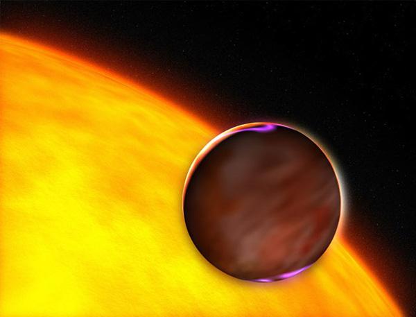 XO-3b. Самая «повернутая» планета.