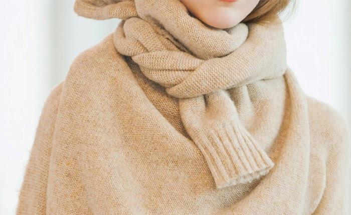 1 стандартный и 15 необычных способов надеть свитер.