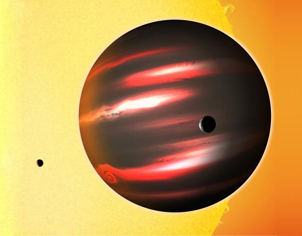 TrES-2b. Самая темная планета.