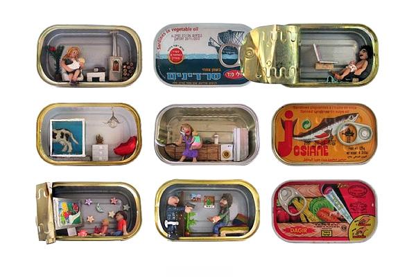 «Home Sweet Home» - проект, рассказывающий о жизни в многоквартирных домах.
