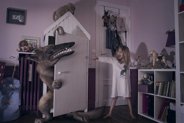 Ожившие детские кошмары.