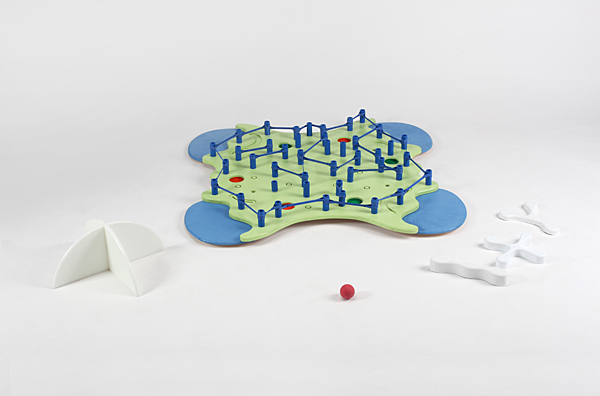 Игра с дополнительными, усложняющими, элементами.