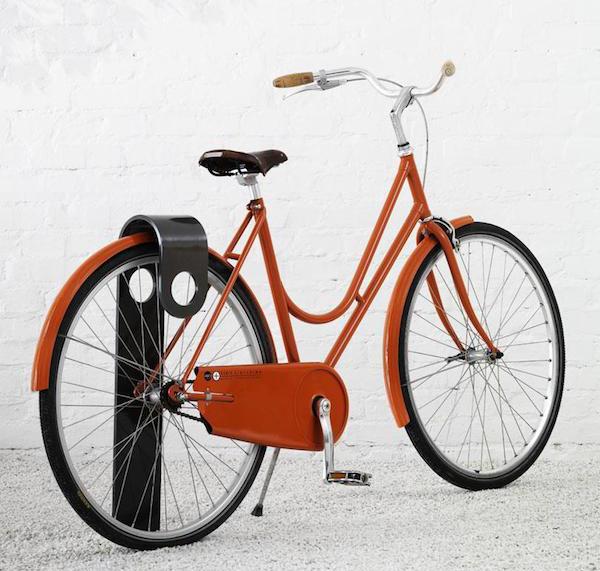 Варианты крепления велосипеда.