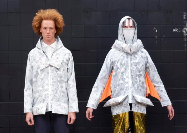 Куртка на случай внезапных глобальных бедствий.
