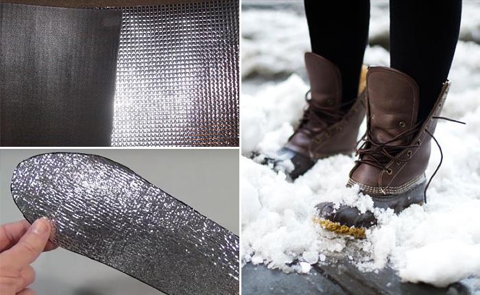 Как сохранить ноги в тепле даже в лютые морозы.
