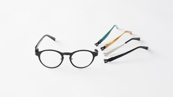 Очки со сменными магнитными дужками Magne-hinge glasses.