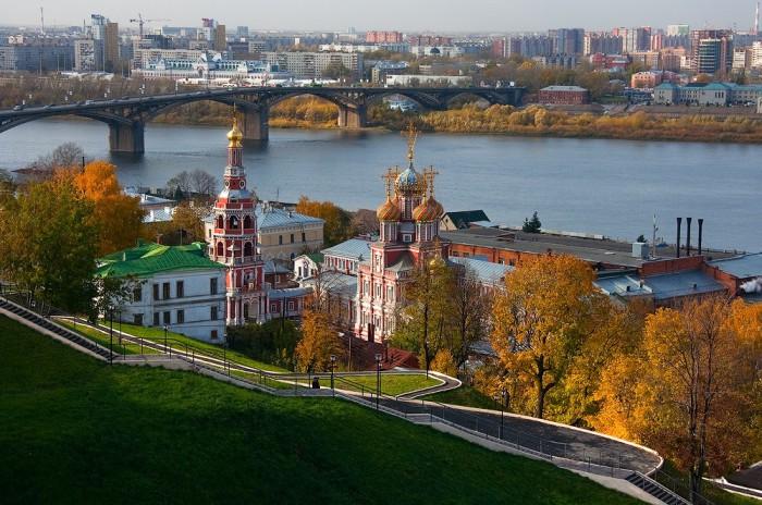 Нижний Новгород: 25 жемчужин потрясающей архитектуры важнейшего центра Среднего Поволжья (часть 2).