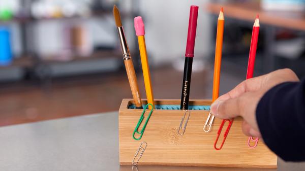 Pen Zen: пенал широкого назначения.