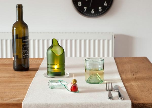Pure Bottle - винная бутылка, обретшая новую жизнь.