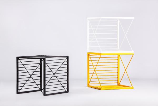 Универсальный модуль Stripe - проект многофункционального элемента интерьера.
