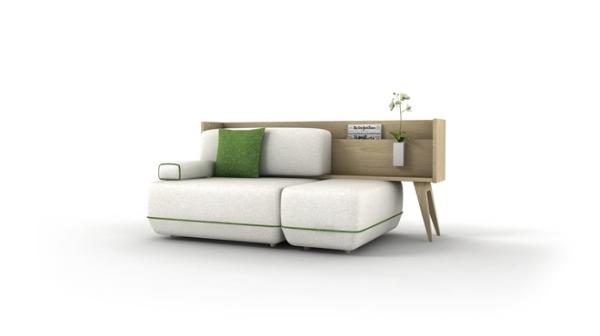 Одноместный комплект мебели «Two Be».