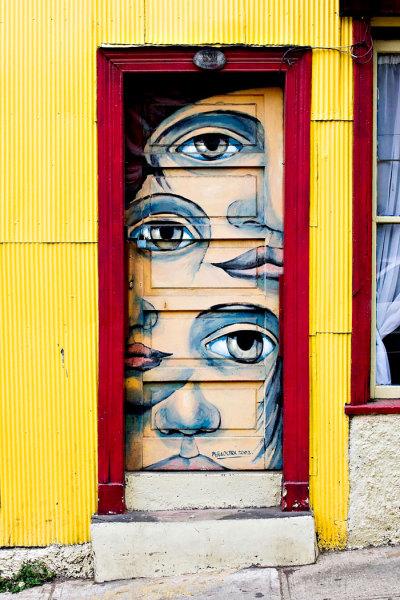 Вальпараисо, Чили.