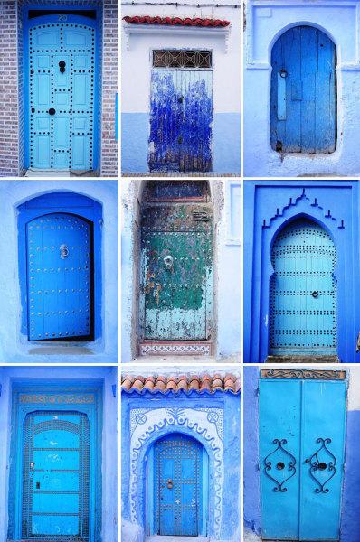 Шефшауэн, Марокко.