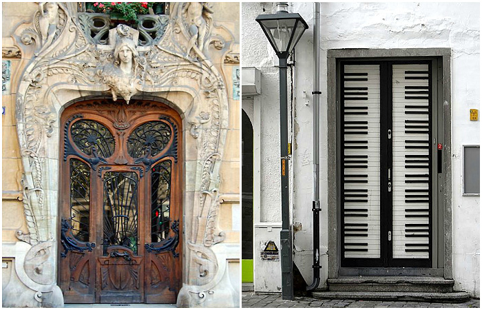 Самые красивые двери со всего мира.