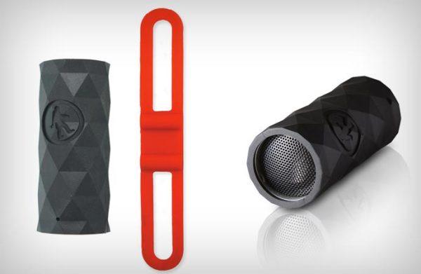 Bluetooth динамик для велосипеда.