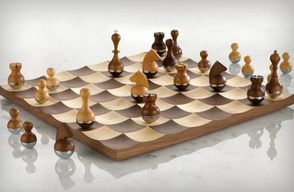 Самые усточивые шахматы