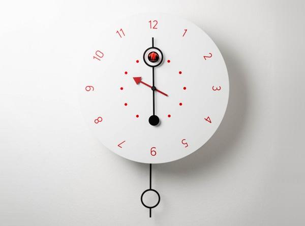 «Cipasso» настенные часы с кукушкой.