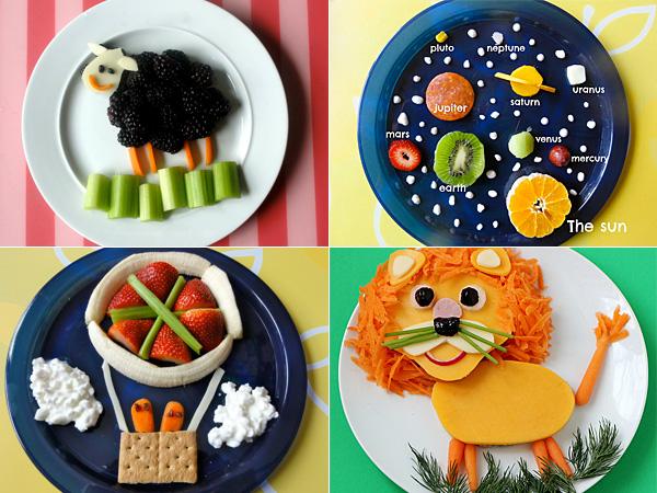 7 способов красиво и вкусно накормить ребенка.