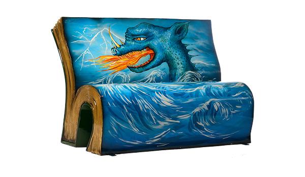 «Как приручить дракона». Крессида Коуэлл.