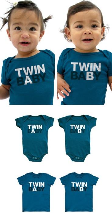 Как различать близнецов.