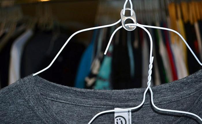 Как «прокачать» одежные вешалки.