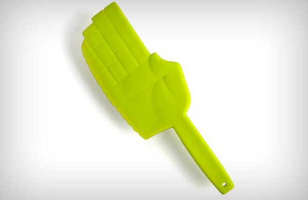 Karate Lettuce Chopper: карате-нож.