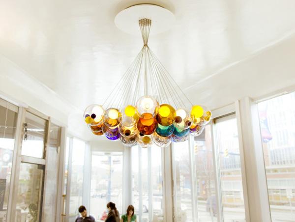 Уникальная серия светильников от известного бренда.