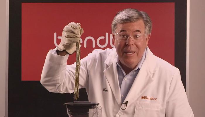 Эксперимент с магнитными шарами от Тома Диксона.